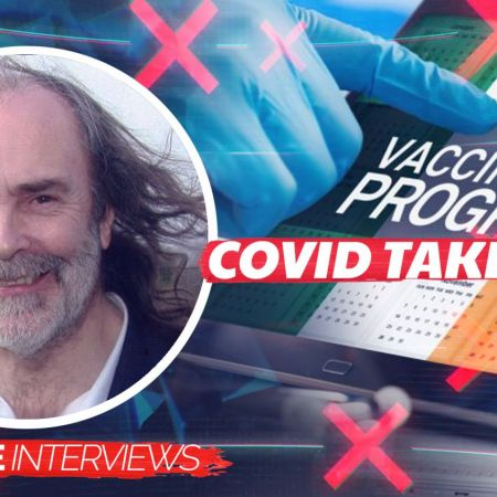 John Waters: Covid Takeover | Red Ice