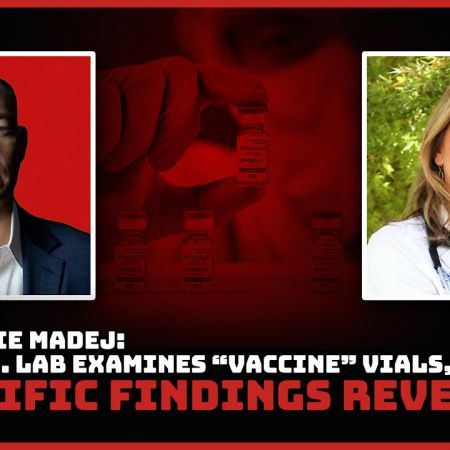 Dr. Carrie Madej: First U.S. Lab Examines 'Vaccine' Vials, HORRIFIC Findings Revealed | Stew Peters Show