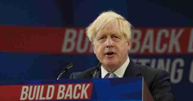 Globalist Puppet BoJo Brown-Noses Build Back Better | James Delingpole